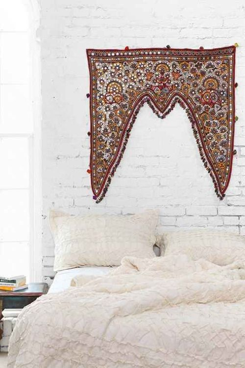 Can we have one moroccan / bohemian themed bedroom?
