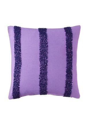 1891 by SFERRA Sadie Decorative Pillow, Purple, 14x22