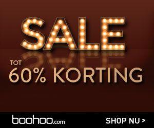 Nu bij Boohoo.com: Boohoo sale tot 80% korting #kleding #boohoo #mode