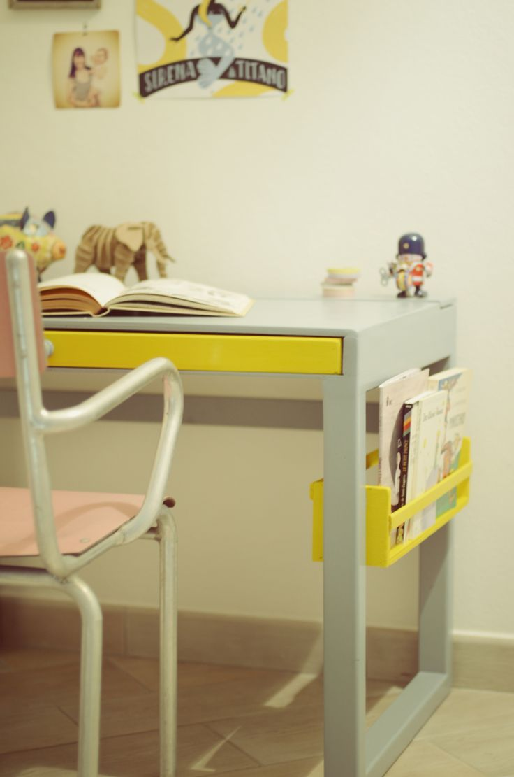 handmade desk | tatakidsdesign