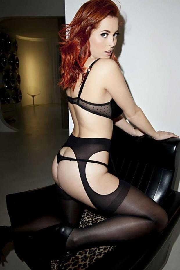 Lucy collett red lingerie will not