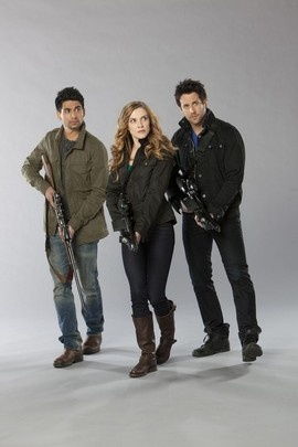 Primeval New World: Exclusive Video Interview With The Stars + Premiere date in UK