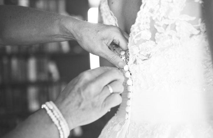 Wedding detail...