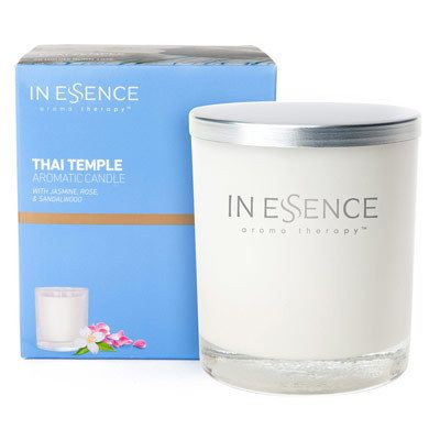 In Essence Thai Temple Aromatic Soy Candle - Amcal Chempro Online Chemist