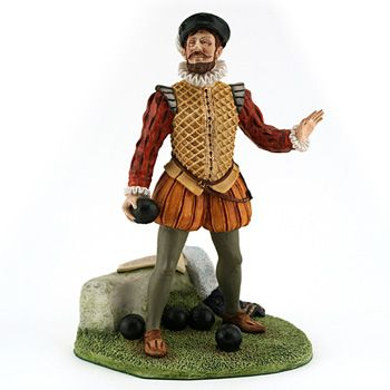 Royal Doulton Figurine - Sir Francis Drake HN3770