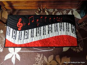 Cute Quilted Piano Bench Cover http://pinterest.com/cameronpiano