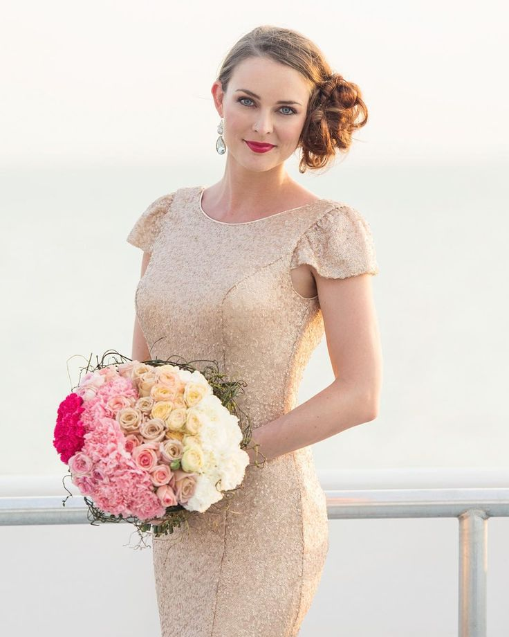 Model Amanda Ward @amandas_space looking stunning in this sequin gold dress from @whiterunway  Location: Charles Darwin Boat from Darwin Harbour Cruise Styling: Two Seasons Co @twoseasonsco  Flowers: Flowers by Sam Dress: White Runway @whiterunway Makeup: Powder and Pout Hair: Daniella Da Silva  http://whiterunway.com.au/sequinned-cap-sleeve-dress-with-train.html