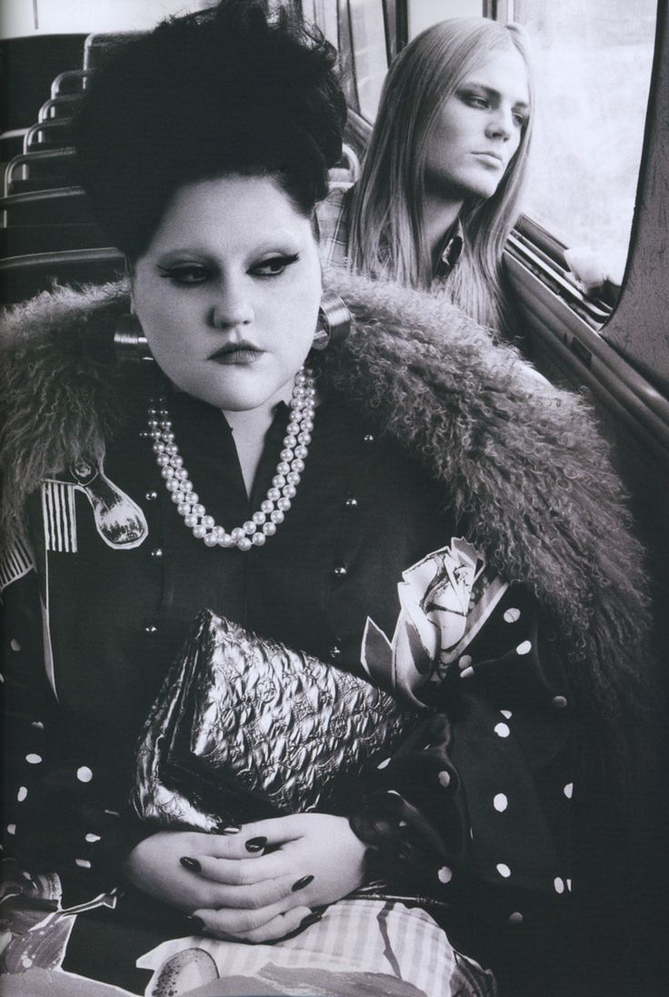 Beth Ditto of GOSSIP (love this woman!)