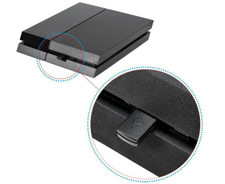 Olixar Wireless Bluetooth Headset Dongle For Playstation 4 Ps4 Pro In 2020 Bluetooth Headset Wireless Bluetooth Headset