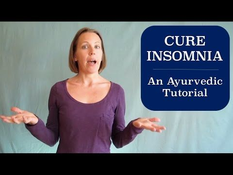 Insomnia Keeping You Awake at Night? (Energy Feed #9) - Ayurveda | Everyday Ayurveda