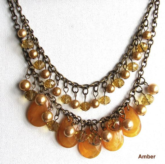 21 Best Statement Necklace Images On Pinterest: 121 Best Images About ANJewelryAndSupplies Etsy Store On