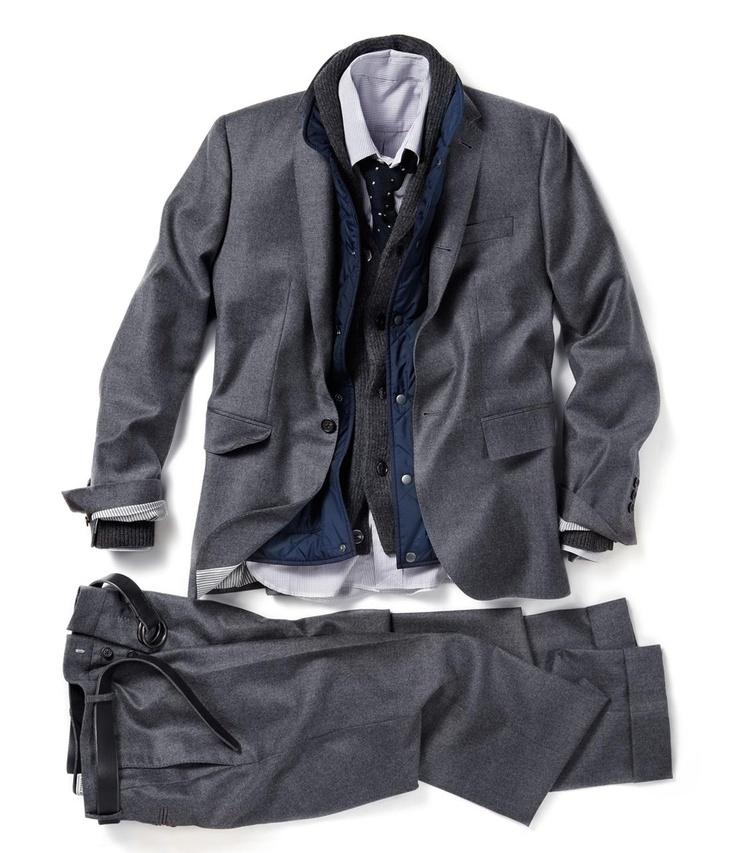 Club Monaco O'Reilly Suit