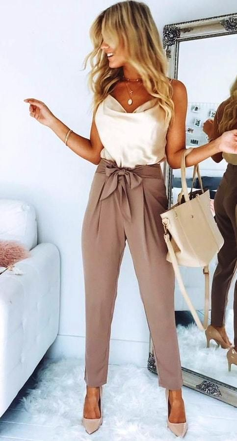 30+ Cute Spring Outfits To Try Now 3