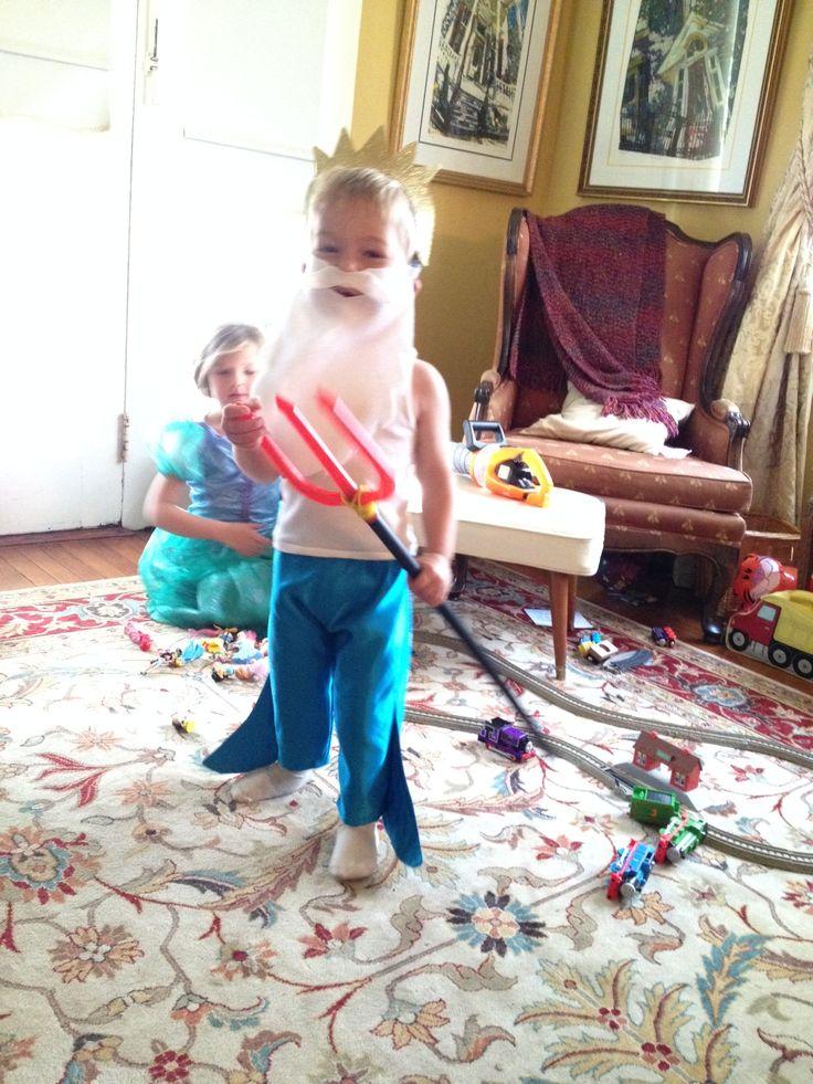 King Triton Mermaid Pants (Merman Pants) THE MERKING SHOULD TOTALLY WEAR SWEATS!!!!!