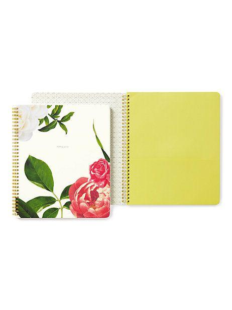 Kate Spade Floral Journal