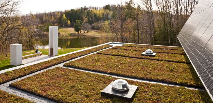 Minimalist Classroom Design ~ Best green roof images on pinterest roofs