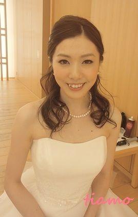 ドレスから和装へガラリとチェンジ!お洒落で可愛い花嫁さまの一日♡ の画像|大人可愛いブライダルヘアメイク『tiamo』の結婚カタログ