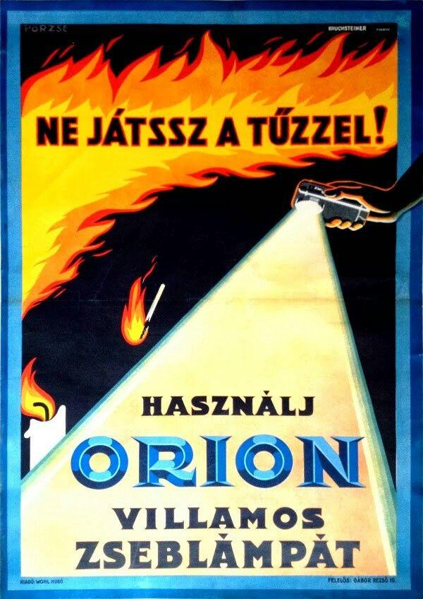 Plakát orion