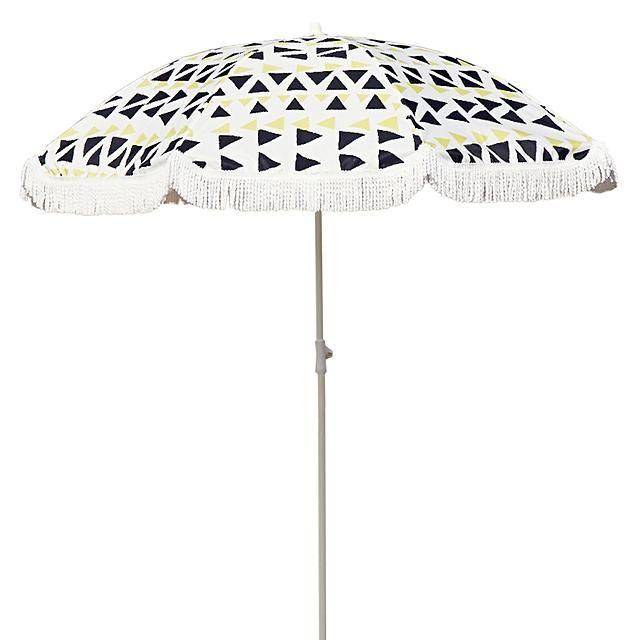 TALULAH Ocean Light Stardust Beach Umbrella