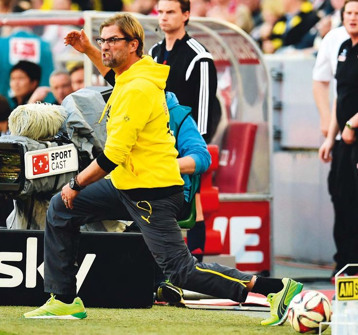 Passion but no panic…Dortmund will give Klopp the time he needs to turn things round