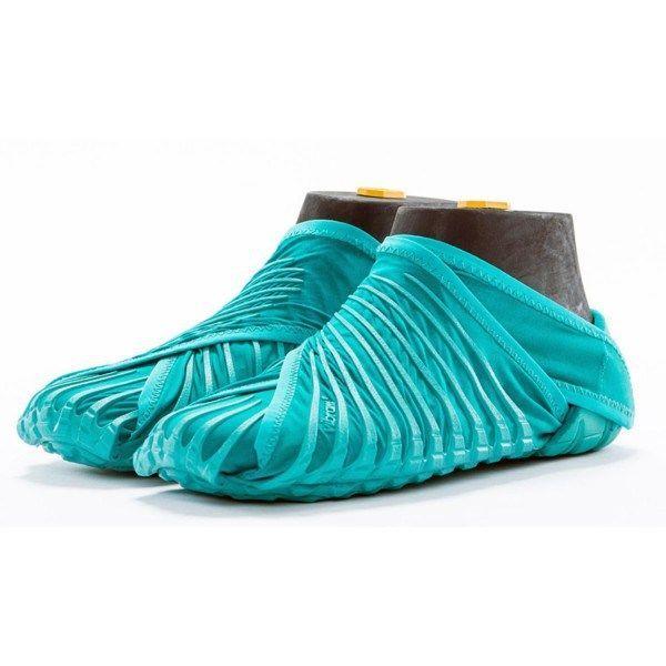 'Vibram' Created This Perfect-Fitting Shoe Called 'Furoshik' #shoes trendhunter.com