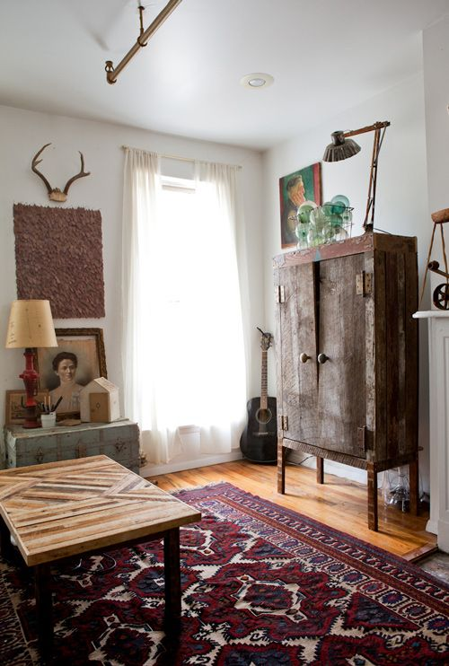 Ariele Alasko and Isaiah Palmer's home. Photo: Jennifer Causey of The Makers Project