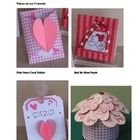 This is a wonderful collection of Valentine's Day Crafts.Package includes 24 pages of step-by-step instructions, visuals, templates, love notes a...