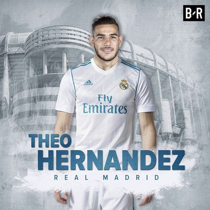 #madbien @theo3hernandez Welcome to the best team in the world! Bienvenido al mejor club del Mundo