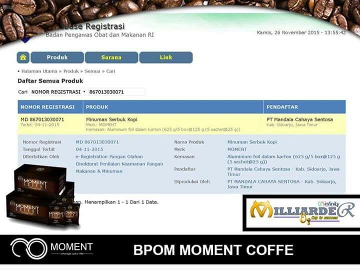 BPOM MOMENT COFFEE