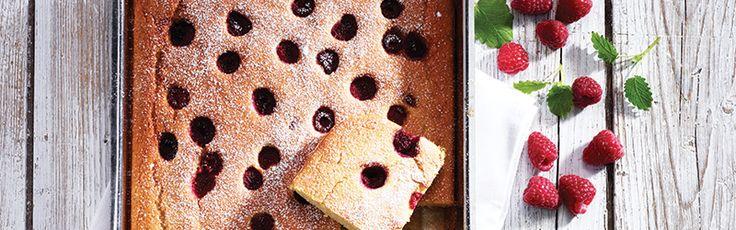 Fantastische frambozencake | Suikervrij & glutenvrij recept - Sukrin.nl #Sukrin #Recept #suikervrij #glutenvrij #nosugar #glutenfree #pindameel #peanut #breakfast #coeliakie #sugarfree #Chocolat #chocolade #cake #fitgirl #food #instafood #baking #bakken #fit #afvallen #dieet #dieetrecept