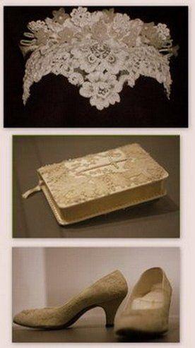 Accessori abito da sposa Grace Kelly - Foto da nuovasartoriasposa.blogspot.com