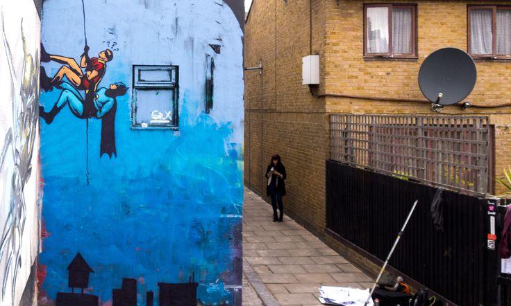Pin by diego vazquez on street art pinterest batman for Audrey hepburn mural los angeles