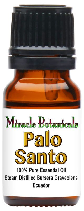 Palo Santo Essential Oil – Wildcrafted