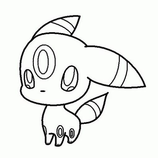 Cute Chibi Umbreon Pokemon Coloring Pages Pokemon Coloring Pages Pokemon Coloring Unicorn Coloring Pages