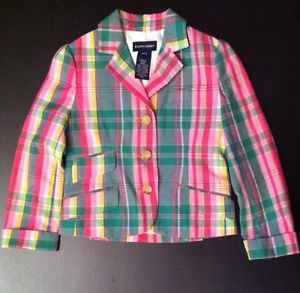 This is a Raulph Lauren Jacket for boys, ideal for spring and summer season..!