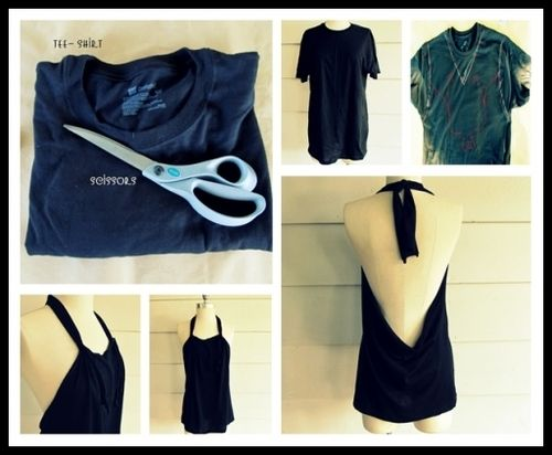 48 best diy clothes ideas images on pinterest diy clothing diy diy t shirt diy ideas diy crafts do it yourself solutioingenieria Choice Image