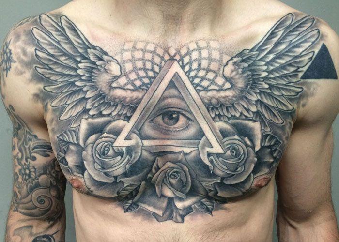 101 Best Chest Tattoos For Men Cool Ideas Designs 2020 Guide Cool Chest Tattoos Chest Piece Tattoos Chest Tattoo Men
