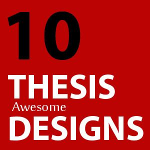 Thesis 2.0 Awesome and Unique Site Designs That You Should Check Out