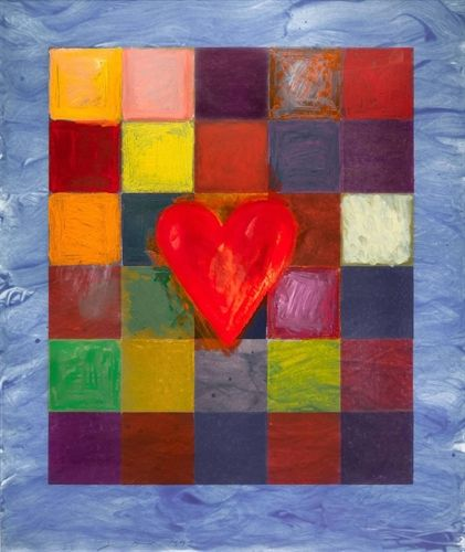 The Sea Behind by Jim Dine on artnet Auctions