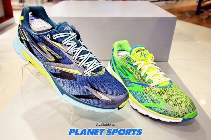 Skechers Go Run 4, available at Planet Sports