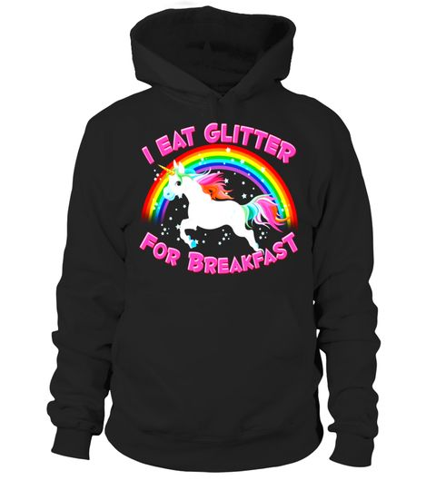 """# Unicorn T-shirt, I Eat Glitter For Breakfast, By Zany Brainy .  Special Offer, not available in shops      Comes in a variety of styles and colours      Buy yours now before it is too late!      Secured payment via Visa / Mastercard / Amex / PayPal      How to place an order            Choose the model from the drop-down menu      Click on """"Buy it now""""      Choose the size and the quantity      Add your delivery address and bank details      And that's it!      Tags: Amazing Fantasy Tshirt…"""