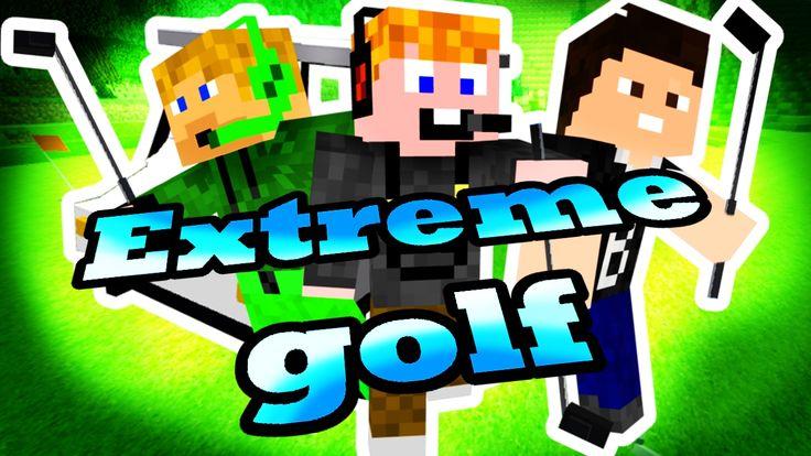 Minecraft - Extreme Golf [A PASSZÁTSZÉL!]