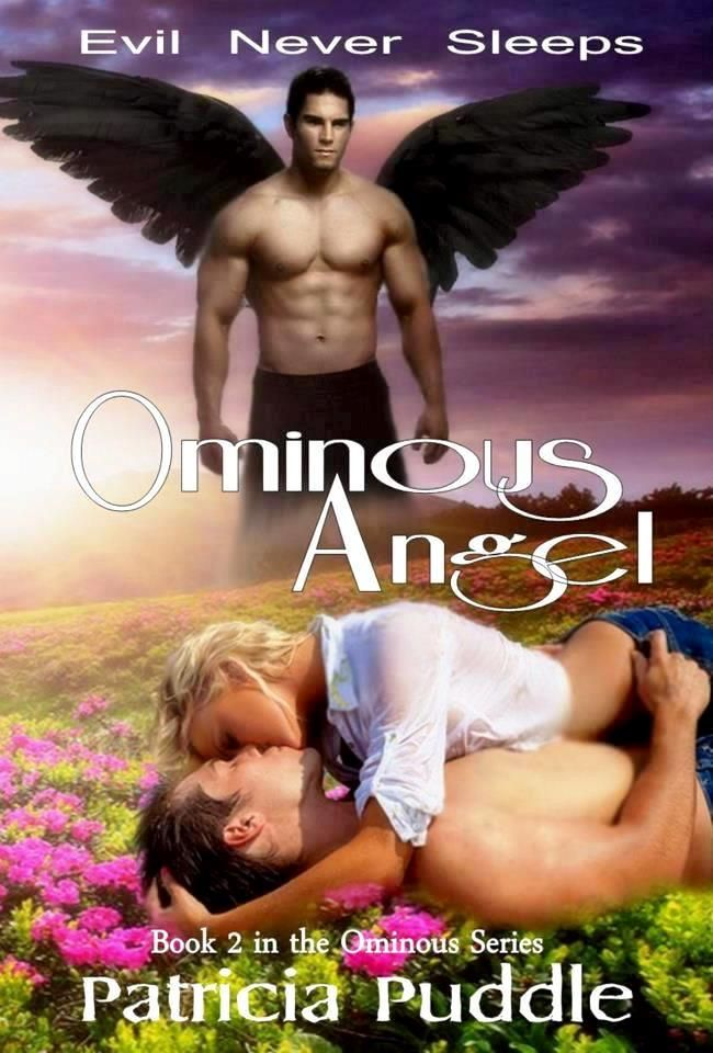 Ominous Angel is boo 2 in my Ominous series, an Angels & Demons Romance. Hopefully this book will be available at the end of May 2013 or in June.