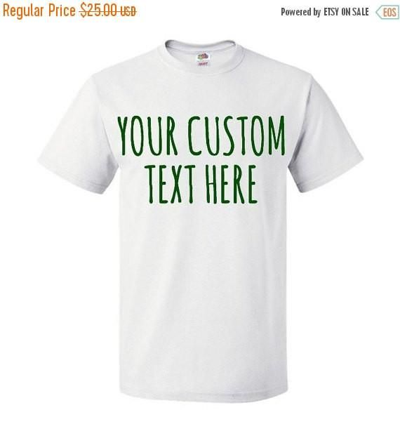 ON SALE Funny custom men's christmas graphic t-shirt, t-shirt with custom christmas phrase, matching family christmas pajamas, men's funny h