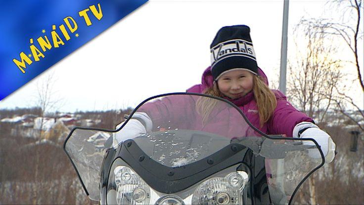 NRK Skutercross