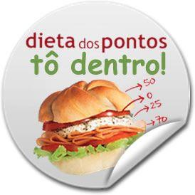 Dieta dos Pontos – Tabela de pontos dos Alimentos