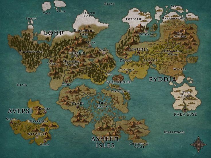 36 Best D D Lost Continent Images On Pinterest Maps
