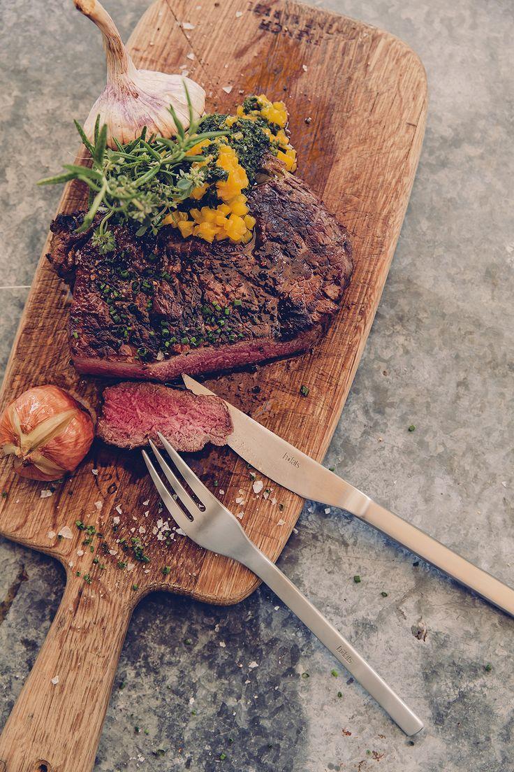 Gutes Essen braucht einfach gutes Werkzeug: Die höfats Steaktools sind ein Muss für alle, die Genuss zu schätzen wissen.