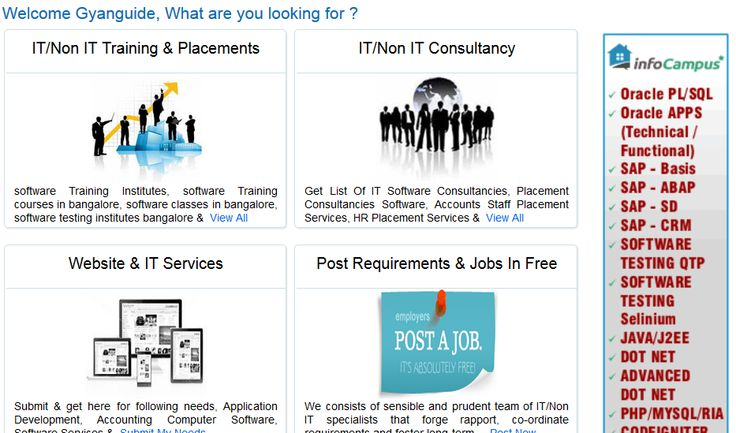 Post Requirements & Jobs In Free