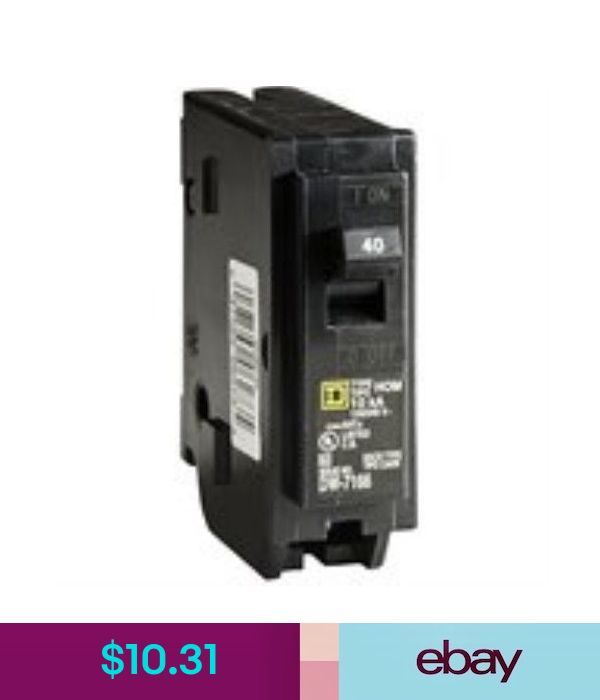 Connecticut Electric VPKWB1515 Wadsworth Circuit Breaker Twin Pole 15-Amp